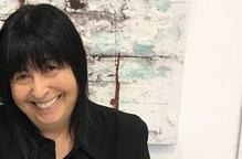 L'artista lleidatana Maribel Mòdol vendrà quadres per la recerca en càncer de colon de l'IRBLleida