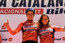 Mario Sinués i Janika Loiv mostren el seu poder a la Vall de Boí