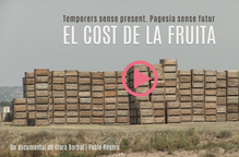 Documental 'El cost de la fruita' Clara Barbal i Pablo Rogero