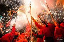 Revetlla Correfocs Sant Joan Miquel de Santiago