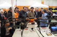 Mollerussa tanca amb èxit la cinquena Drone Party en la que han participat 150 pilots