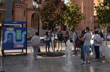 """Mollerussa acull l'exposició """"Operació Aigua"""" per reflexionar sobre els usos de l'aigua al món actual"""