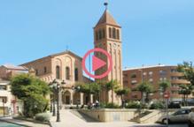 Esglésies d'arreu de Catalunya repiquen campanes pel coronavirus