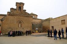 """Les monges de Sixena deixaran el Monestir el 2020 per la impossibilitat de dur una """"vida amagada"""""""