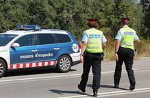 Detinguda una conductora èbria que va provocar un accident múltiple a la C-26 a la Noguera