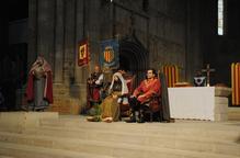 Els Moros i Cristians de Lleida tornem a l'activitat amb les Noces Reials