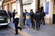 La xarxa de robatoris a pisos va fer 85 assalts, entre ells a 17 pobles de Lleida
