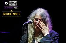 Midamideta gana el premio nacional a la mejor fotografía en los Iberian Festival Awards