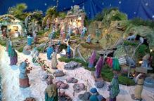 #Nadal2019: El pessebre llueix un any més a l'Ajuntament de Rosselló