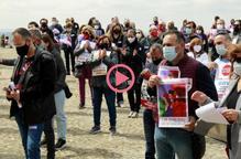 ⏯️ Concentració a Lleida contra la crisi del coronavirus i per reclamar la formació d'un nou Govern