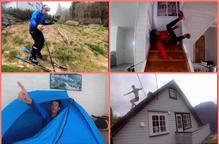 ⏯️ Kilian Jornet parodia el seu 'Summits of My Life'