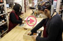 ⏯️ Ilersis de Lleida espera 'esquivar' la crisi amb els lots nadalencs amb valor social