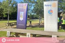 Rotary Club Lleida ajorna de nou la Cursa Rotària d'Orientació al Turó de la Seu Vella