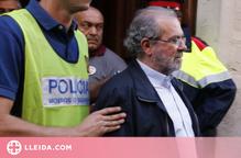 Reñé declararà el 3 de juny per la suposada corrupció a la Diputació de Lleida