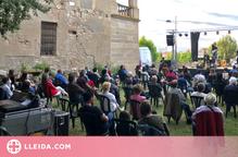 Eduard Iniesta inicia el cicle 'Ritmes! Batecs de Cultura als museus, monuments i jaciments de Catalunya'