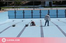 Les Borges prepara l'obertura de les piscines municipals per al pròxim 18 de juny