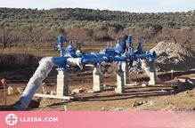 Reunió de la Comunitat de Regants del Segarra-Garrigues per informar de la finalització de les obres del sector 15