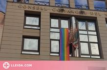 El Segrià s'adhereix al Dia per l'alliberament LGBTIQ+
