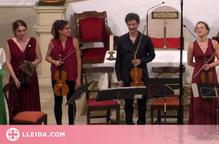 Lladorre acull un concert del Festival de Música Antiga del Pirineus