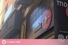 Obre una nova botiga de Moda Re- de Càritas a l'Eix Comercial de Lleida