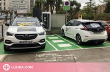 Les Borges engega una campanya per fomentar l'ús del vehicle elèctric al municipi