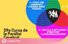 La Cursa de la Paralisi Cerebral Balàfia-AREMI, inclusiva i en format virtual
