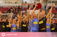 El Cadí La Seu es proclama campió de la lliga catalana