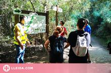 Més de 500 persones estrenen un nou tram del Camí del Riu