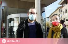 """Multa de 900 euros per ocupar una antiga oficina de """"La Caixa"""" a Lleida"""