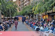 Moda contra el càncer de mama a la Zona Alta de Lleida