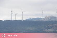 Projecten una línia d'alta tensió per portar l'energia de plantes solars i eòliques del Segrià i Garrigues