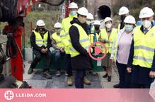 Les obres al túnel de Toses acabaran el 9 de maig després de deu mesos d'obres