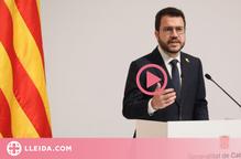 """Aragonès fa una crida als nous càrrecs perquè governin """"pensant en la Catalunya sencera"""""""