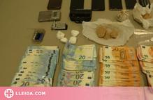 Detenen una parella per traficar drogues a Vielha