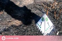 Els Agents Rurals determinen que una burilla de cigarreta va causar l'incendi d'Alfarràs