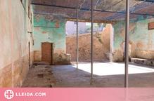 Acaben les obres de consolidació de l'edifici de la Dalla a Vinaixa