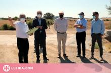 Els regants de l'Algerri-Balaguer plantegen captar aigua des del canal Pinyana