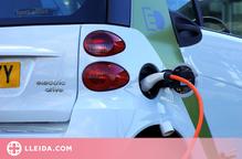 Estudien la recàrrega de vehicles elèctrics en autopista per catenària