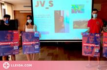 El consell comarcal del Segrià presenta un nou portal web per al jovent