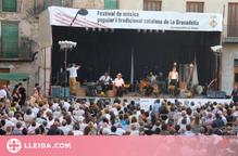 La música tradicional catalana omplirà La Granadella aquest agost