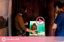 ⏯️ L'exposició sobre la bruixeria a Lleida i al Pirineu es queda a l'Ecomuseu de forma permanent