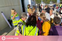 Caminada per l'Horta de Lleida per les Dones Rurals