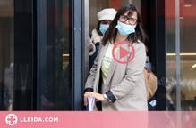 """⏯️ L'activista andorrana se sent """"legitimada i protegida"""" per poder parlar sobre l'avortament a l'ONU"""