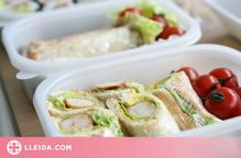 5 àpats saludables per portar a l'escola
