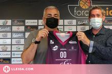 El Força Lleida i Aspros, junts una temporada més