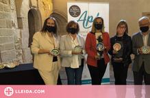 Monti Mateu és l'artista escollida per dissenyar el guardó dels XIV Premis Ap! Lleida