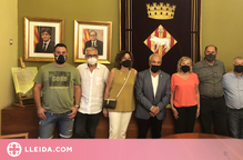 Enric Mir deixa l'Ajuntament de les Borges Blanques