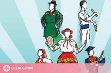 Les Jornades Internacionals Folklòriques arriben a Vielha