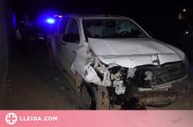Dos motoristes moren en un accident a Lleida provocat per un conductor begut, drogat i que ha fugit