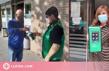 L'AECC Lleida surt als carrers per recol·lectar diners contra el càncer